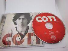 Malditas Canciones CD by COTI  latino pop