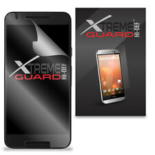 6-Pack Ultra Clear HD XtremeGuard HI-DEF Screen Protector Cover For LG Nexus 5X