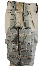 NUOVO ACU UCP Drop Leg Molle Webbing M4 Mag Pouch