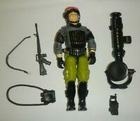 Vintage 1988 GI Joe Night Force Sneak Peek v2 Figure & Accessories TRU Exclusive