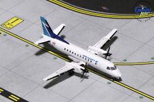 IN STOCK Westjet Saab 340B  GeminiJets 1:400 Diecast Models GJWJA1821