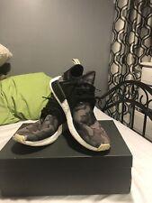 Adidas NMD xr1 Black Duck Camo Sz 13