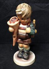 Estate Treasure ~ Nice Vintage Hummel Figurine #80 Little Scholar