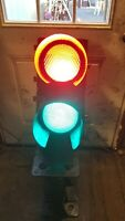 Crouse Hinds Red Green Traffic Light