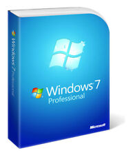 Microsoft Windows 7 Professional SP1 32/64 Bit - Full Version for Windows E-mail