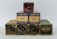 57 NOS RCA Tung-Sol UZ-57 A257 VT-57 W2161 PH57 PH257 ER57 VT57 CV1704 T-57 NU57