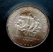 SAN MARINO 100 Lire 1978 UNC 256