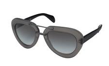 f1654201c434 PRADA Metal Plastic Gradient Aviator Women's Sunglasses for sale   eBay