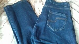 next blue jeans slim everyday size 14 leg 31.5 across the waist 16 inches