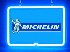 Michelin Service Hub Bar Display Advertising Neon Sign