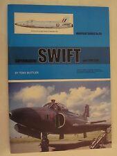 Warpaint 58 Supermarine Swift & Type 535 - Great Color Profiles