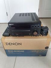 Denon RCD-M39DAB Mini Hifi - Used - In Great Condition