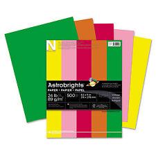 Wausau Papers WAU21224 Colored Paper
