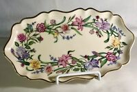 "Lenox The Flower Blossom 10 1/4"" Candy Tray"