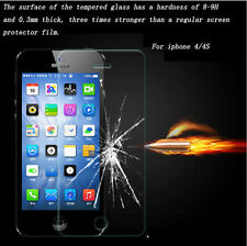"""Protective Tempered Glass Screen Protector Film for iPhone7 4.7 5.5"""" Fornt +Back"""
