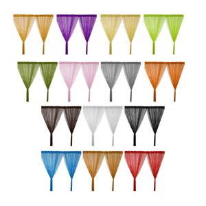 14 Farbe Tür Vorhang Gardine Fadengardine Türvorhang Dekor Fadenvorhang Faden P/