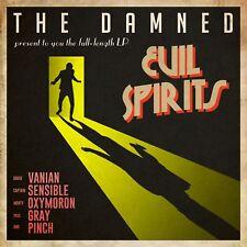 The Damned - Evil Spirits - New CD Album - Pre Order -13th April