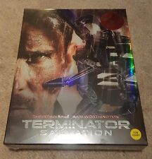 Terminator Salvation KimchiDVD Limited Edition FullSlip A1 Steelbook (Blu-ray)