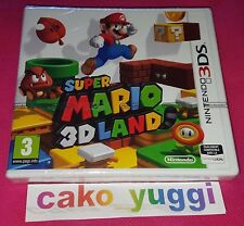 SUPER MARIO 3D LAND NINTENDO 3DS NEUF VERSION FRANCAISE