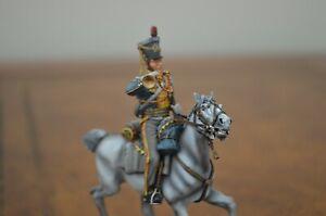 FIRST LEGION NAP0199 BRITISH 12TH DRAGOONS HORSE EXCELLENT W BOX