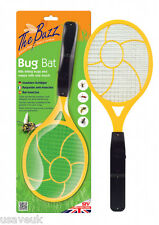 Stv Electronic Battery Fly Wasp Bug Bat Racket  Zapper Killer Swater Swat - 882