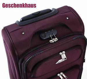 Koffer Stoffkoffer Trolley Kofferset Reisekoffer M (Boardcase) M bis XXL & Set