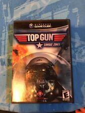Top Gun Combat Zones Nintendo Gamecube W/o Booklet