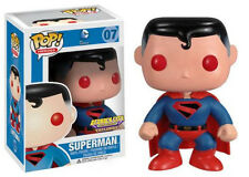 FUNKO POP DC HEROES SUPERMAN #07 BEDROCK CITY EXCLUSIVE Vinyl Figure IN STOCK