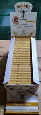 1 BOX 50 Packs Hornet 1.25 Natural Organic HEMP Rolling Paper 50 Leaves Per.Pack
