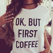 Fashion Women Casual Blouse Short Sleeve Shirt Cotton T shirt Summer Blouse Tops