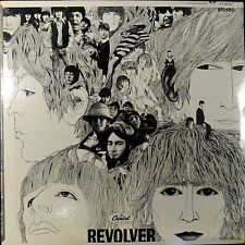 "THE BEATLES ""Revolver"" Capitol 2576 Stereo Sealed Rock LP"