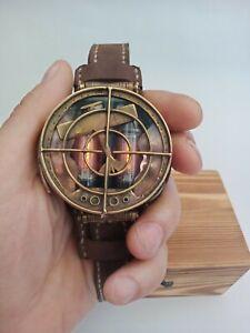 """Nixie watch """"AVIATOR"""""""
