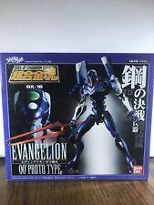 Soul Of Chogokin Gx-16 Evangelion Zero Unit Kai Misb In Usa