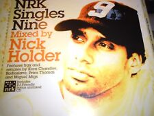 NRK Singles Nine : Nick Holder - Chandler Bar A Thyme / Quentin Let's Be Young