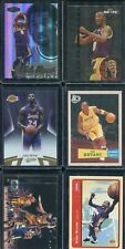 1996 Kobe Bryant Rc, Hoops Rc 2nd Year Flair Showcase & Other Inserts !