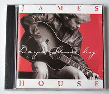 JAMES HOUSE...............DAYS GONE BY...............CD