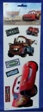 Disney Pixar Cars Movie reusable Wall Stickers Lightning McQueen Mater New Decal