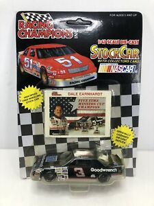 Dale Earnhardt # 3 Die-Cast Car NASCAR Racing Champions (1/43 Scale) 1992 New