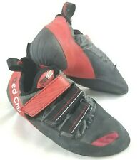 Red Chili - Octan - Climbing Shoes Bouldering Black, Red, Gray 41 Eu , 8.5 Us