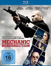 MECHANIC: RESURRECTION BD ( Jason Statham, Jessica Alba) BLU-RAY NEU