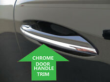 chrome DOOR HANDLE TRIM molding accent all models bimmerC4 *2