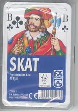 Skat Kartenspiel, französisches Bild, 32 Blatt, Kartenspiel, Ravensburg