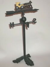 Amish Horse & Buggy Weathervane Directional Cast Iron Table Top Garden Decor 15�
