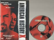 American History X (Dvd, 1999, Special Edition) Disc & Cover Art Only Racist