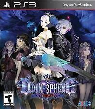 Odin Sphere Leifthrasir - Sony PlayStation 3 PS3 (Future RARE PS3 game)