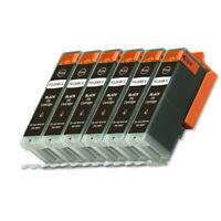 Inkjet Cartridges for PGI-250XL PGI-250PGBK Pixma MG7520 iX6820 MG5420 MG5520