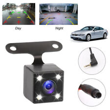 12-24V Auto Rear View Backup Camera 2.5mm AV-IN for Car DVR Camcorder Black PKU