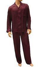 Discontinued MANSILK Sandwashed  Paisley Pajama Set (M415J)  100% SILK