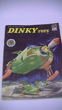 Dinky Toys Catalogue No. 7 - Vintage 1971 Dinky Toys Original Booklet N0.7 G Cdn