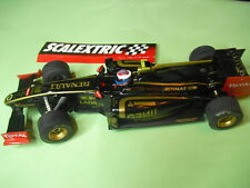 LOTE 52  Scalextric RENAULT LOTUS F1 New 1/32  SIN CAJA